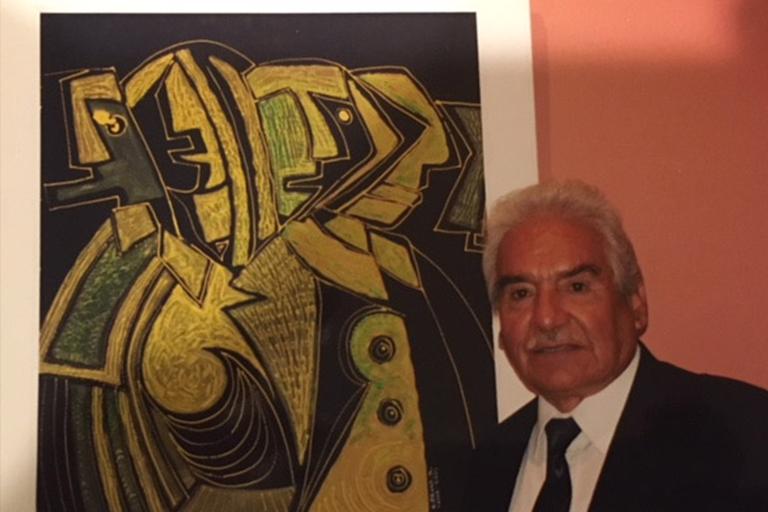 Hugo Bejar - Marcelas Village Art Gallery - San Francisco Bay Area